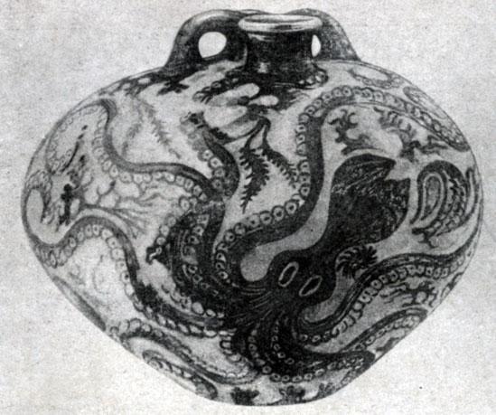 Морские вазы