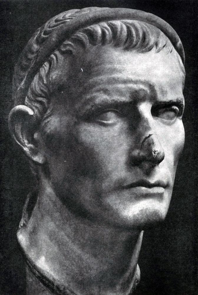 240. Портрет Антиоха III. Мрамор. Конец 3 — начало 2 в. до н. э. Париж. Лувр.
