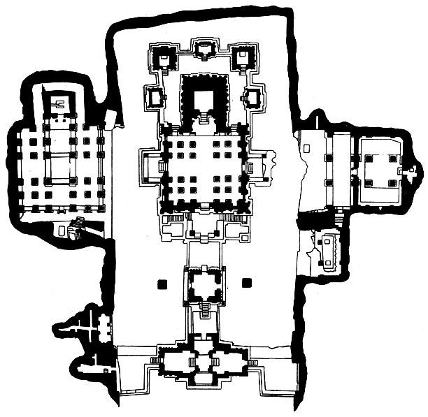 Храм Кайласанатха в Элуре.