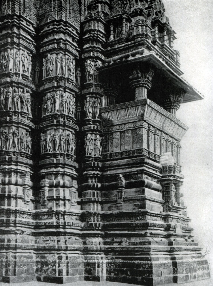 Индийские храмы. Храм Кандарья Махадева в Кхаджурахо | СПЕЦИИ И ... | 990x739