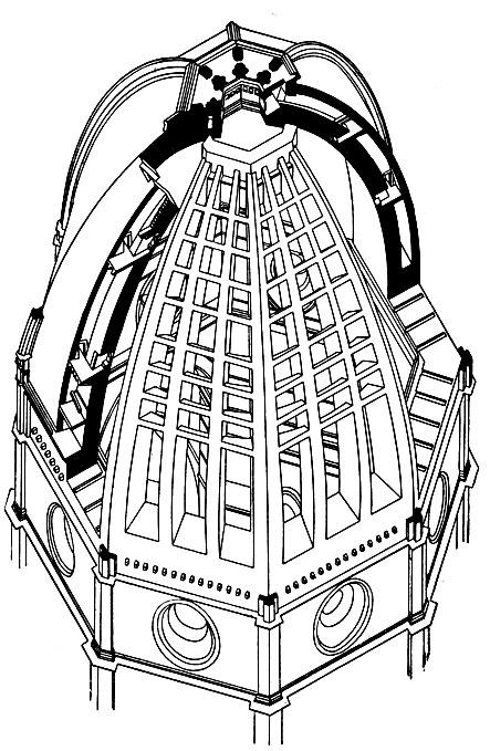 рис.стр.61 Брунеллески. Купол