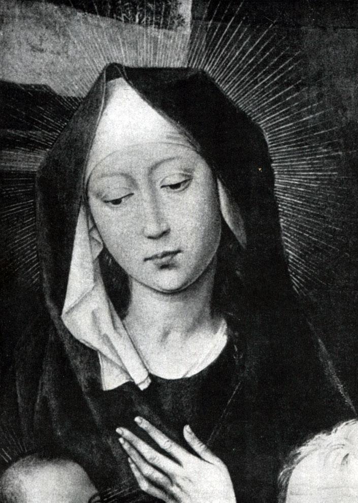 илл.258 Рогир ван дер Вейден.
