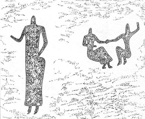 Фигуры в колоколообразных