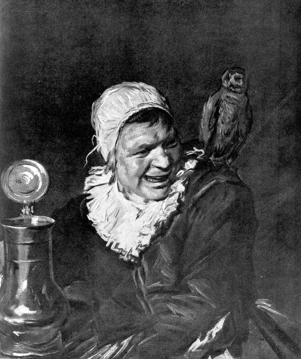 Франс Хальс. «Малле Баббе». Начало 1630-х гг. Берлин.