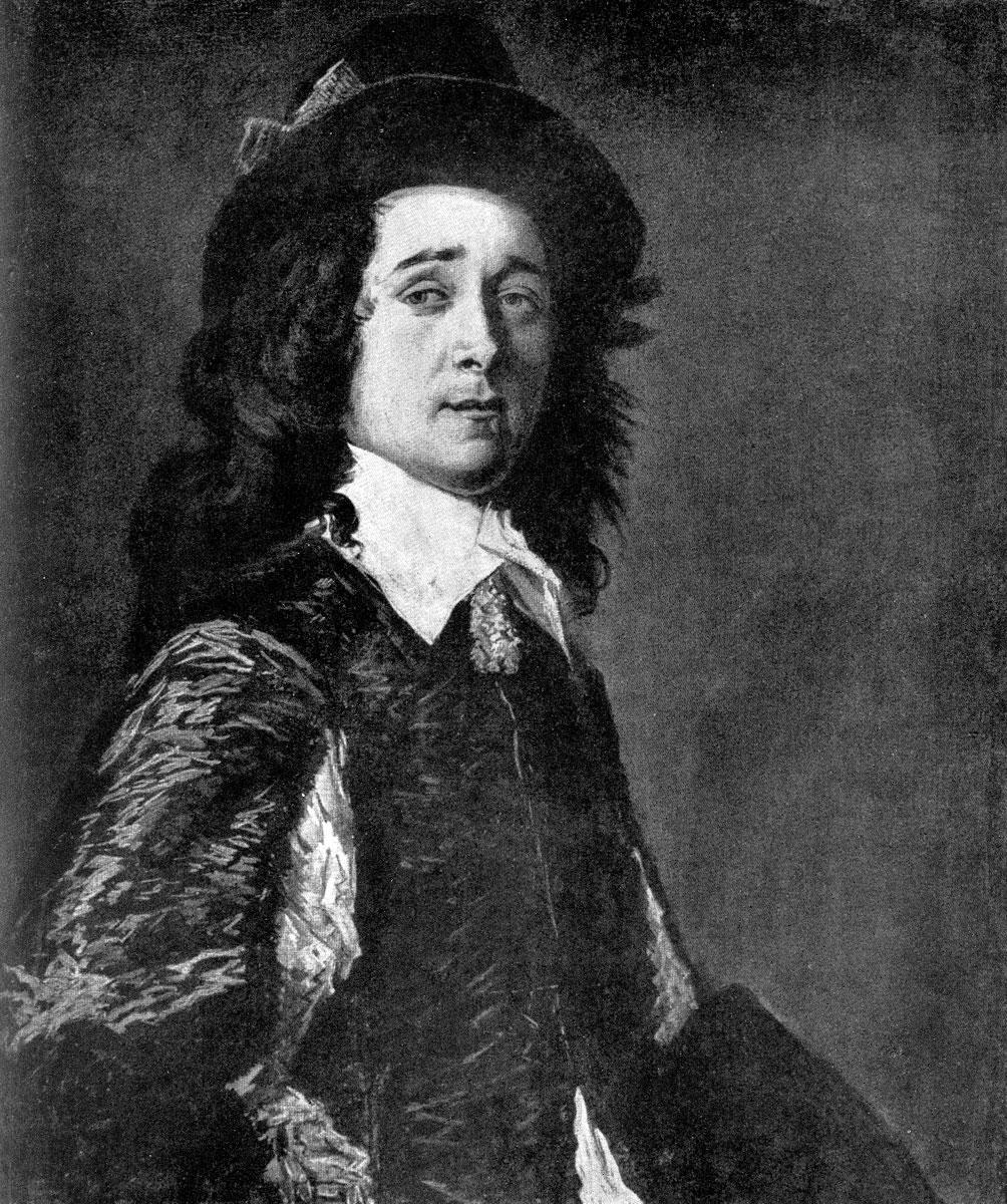 Франс Хальс. Портрет Яспера Схаде ван Веструма. Ок. 1645 г. Прага, Национальная галлерея.