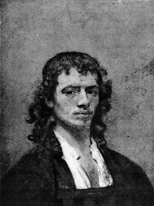 Карель Фабрициус. Автопортрет. 1645 г. Реттердам, музей Бойманс-ван Бейнинген.