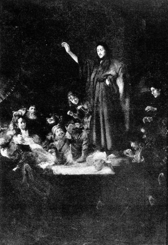 Карель Фабрициус. Воскрешение Лазаря. Ок. 1643 г. Варшава, Национальный музей.