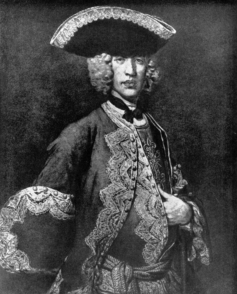 Джузеппе Гисланди (Фра Гальгарио). Мужской портрет. Начало 18 в. Милан, музей Полъди-Пеццоли.