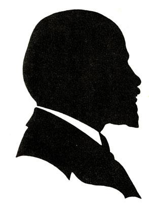 1. С. Чехонин. В. И. Ленин. 1920