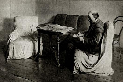 4. И. Бродский. В. И. Ленин в Смольном. 1930