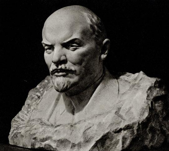 23. П. Сабсай. В. И. Ленин. 1955