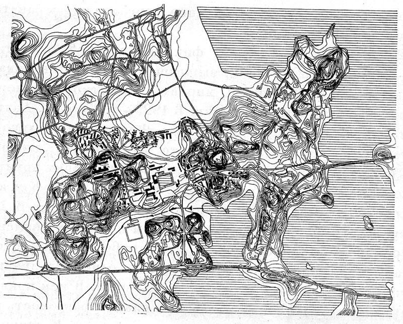 И. Сильтавуори. Город-сад