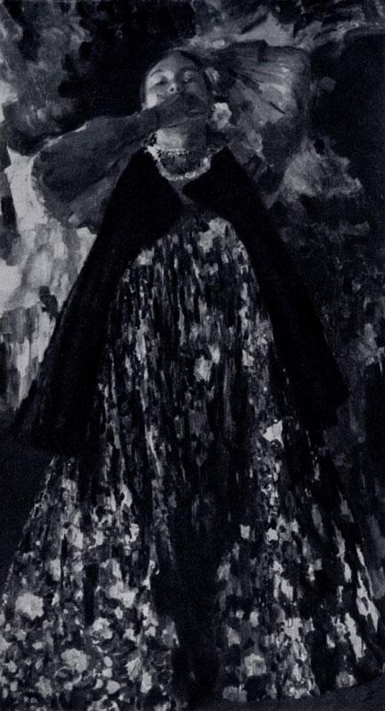 Ф. А. Малявин. Девка. 1903 г. Москва, Третьяковская галлерея