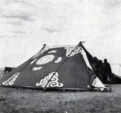 Палатка-майхан