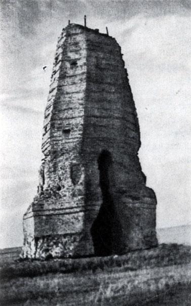 Субурган в Барс-хот. XV в.