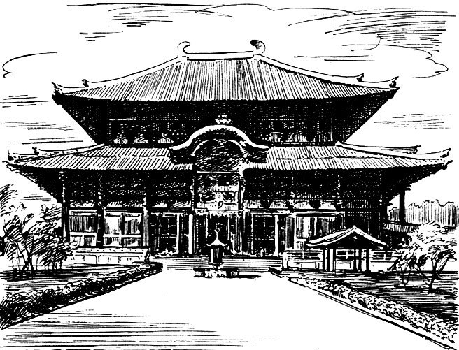 Реферат на тему архитектура древнего