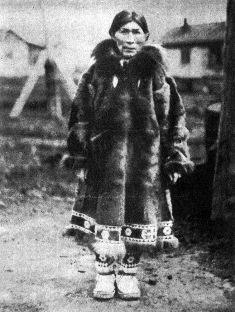 Одежда эскимосов фото