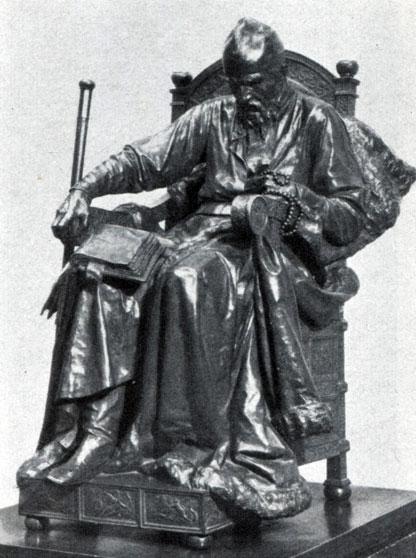 Марк Матвеевич Антокольский (1843 - 1902). (Дмитриенко А. Ф ...