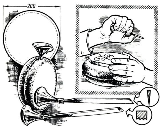 Гравировка по металлу своими руками
